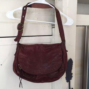 Handbags - Lucky Brand Leather Bag